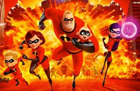Incredibles 2 Blu-ray Review: Super Family Action!