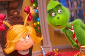 Preview the grinch movie review pre
