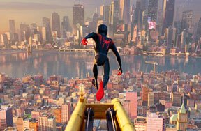 Preview spider man into the spider verse pre