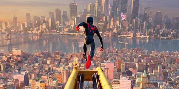 Interview: Shameik Moore Takes Spider-Man: Into the Spider-Verse