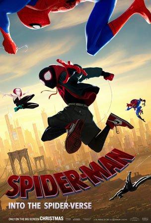Spirder-Man: Into The Spider-Verse Poster