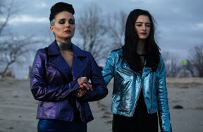 Interview: Raffey Cassidy Suffers Teen Trauma in Vox Lux