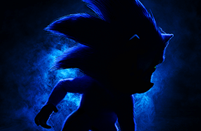 The First Poster for the Sonic the Hedgehog Movie
