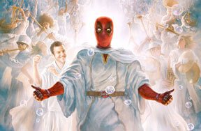 Preview once upon a deadpool review pre