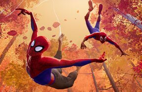 Preview spider man into the spider verse review pre