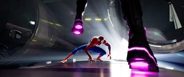 Peter Parker/Spidey vs. The Prowler