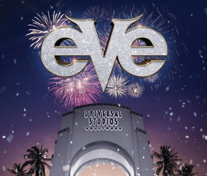 Dance the night away at EVE at Universal Studios Hollywood