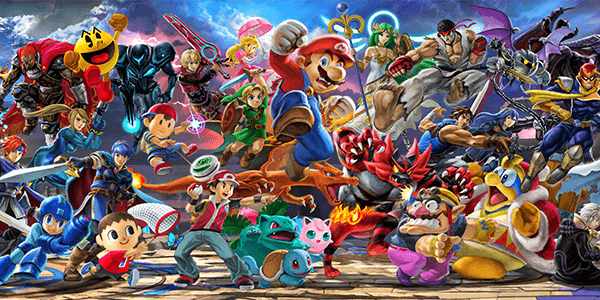 Super Smash Bros. Ultimate Nintendo Switch Game Review