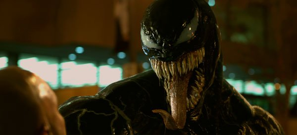 Venom and that famous tongue