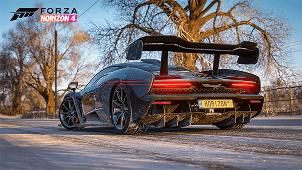 Forza Horizon 4's seasons help it stand out from other entries.