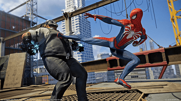 Blockbuster games don't get much bigger than Marvel's Spider-Man.