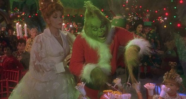 Watch the Grinch's heart grow three sizes!