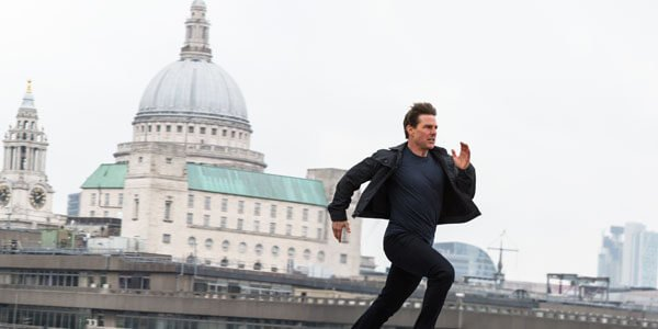 Mission: Impossible - Fallout Blu-ray Review: Extras Galore!