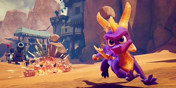 Spyro Reignited Trilogy PS4 Game Review
