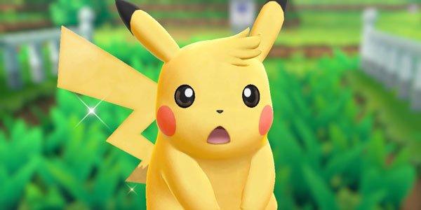 Pokémon: Let's Go Pikachu! Nintendo Switch Game Review