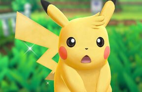 Preview lets go pikachu review pre