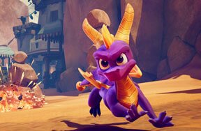 Preview spyro trilogy review pre