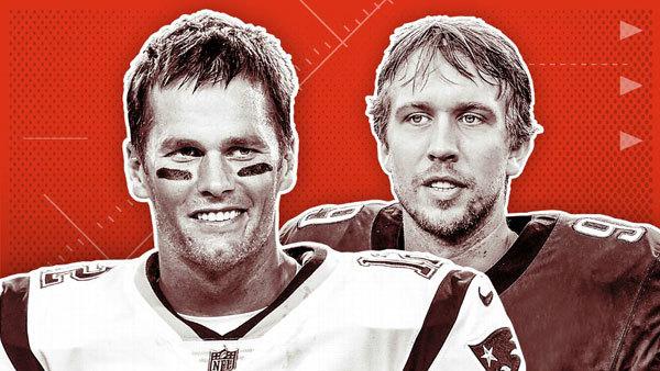 Tom Brady vs. Nick Foles