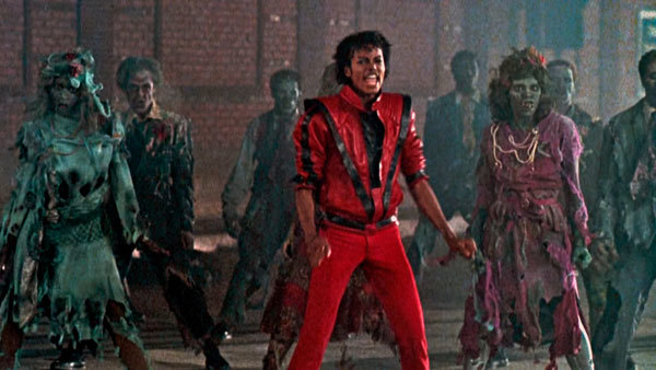 Michael Jackson's iconic Thriller Music Video