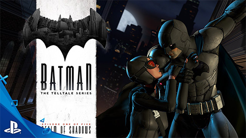 You'll get all 5 episodes of Batman's first season this month.