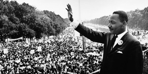 Feature martin luther king jr feat