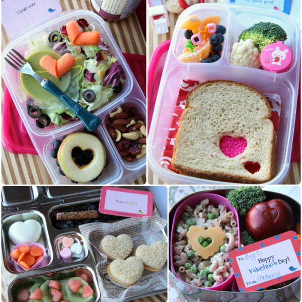 Make a BFF Valentine's Day Lunch