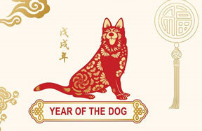 Preview 2018 year of the dog chinese zodiac pre