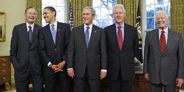 US Presidents Crossword