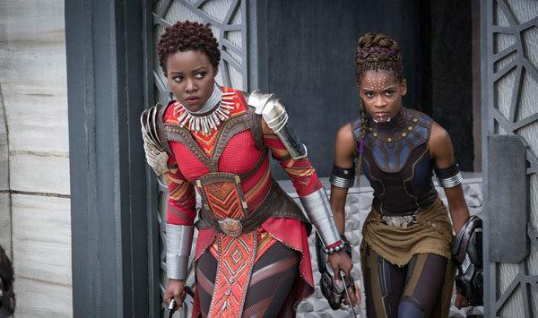 Nakia and Shuri will fight for Wakanda
