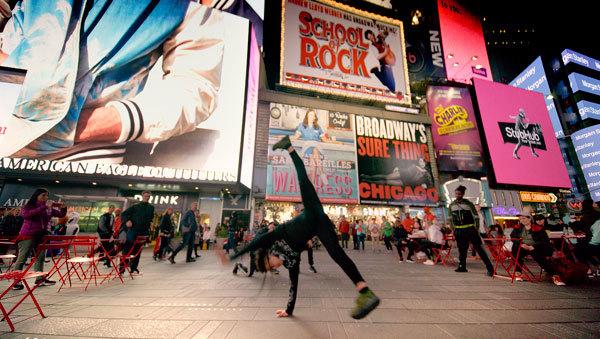 New York Breakdancers