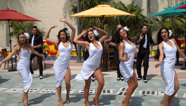 Miami Salsa Dancers