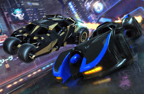 Preview rocket league dc super heroes pre