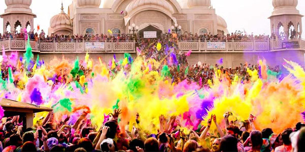 The Holiday Called Holi