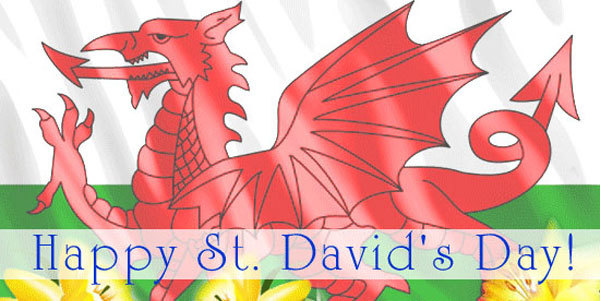 Happy St. David's Day