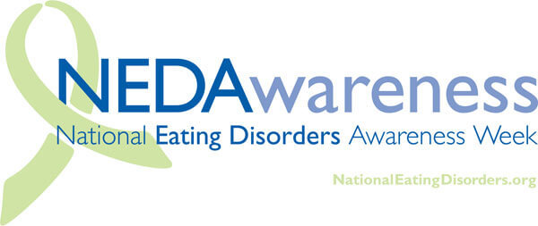 February 26th kicked off Eating Disorder Awarness Week.