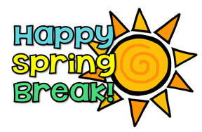 Preview happy spring break pre