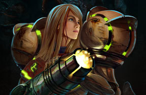 Preview female video game characters samus aran pre