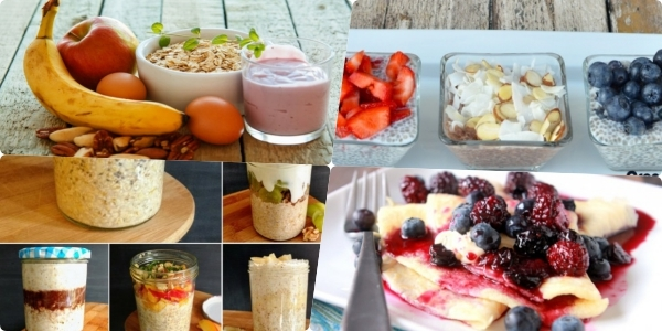 Feature no cook energy boosting breakfast
