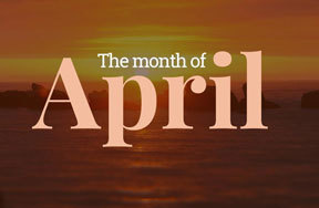 Preview the month april pre