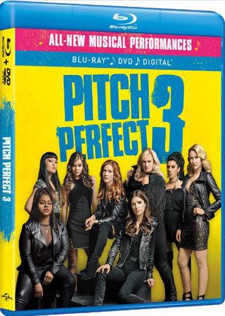 Pitch Perfect 3 Blu-ray