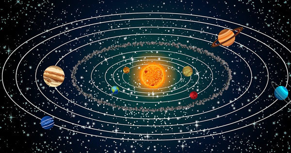 Astrology is a great source of inspiration.