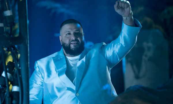 DJ Khaled joins the production