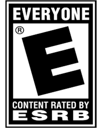 The ESRB's Everyone rating.