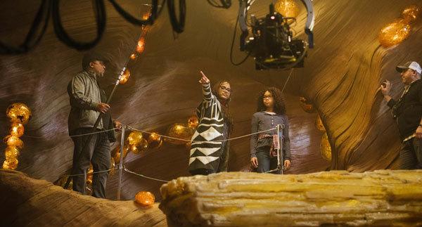 Ava DuVernay directs Storm Reid