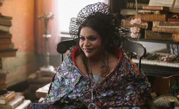 Mindy Kaling as Mrs. Who