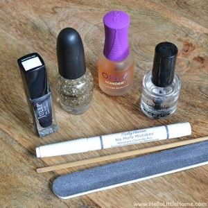Manicure Supplies