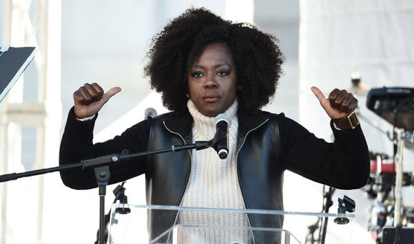 Viola Davis recognizes the silence that still persists.
