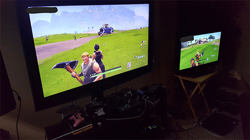 Fortnite had once allowed cross-play between PS4 and Xbox, could it return?