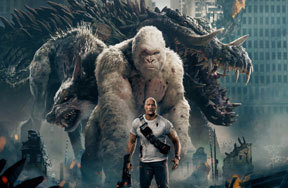 Preview rampage movie review pre