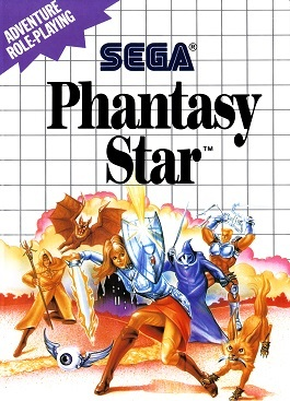 While we don't know many of the included games, Phantasy Star is a welcome place to start.